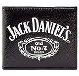 Jack Daniels Old No.7 Whiskey Schwarz Portemonnaie Geldbörse