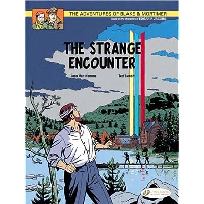 Blake & Mortimer - tome 5 The Strange encounter (05)
