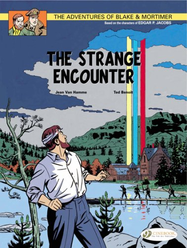 Blake & Mortimer - tome 5 The Strange encounter (05)