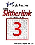 Brainys Logic Puzzles Hard Slitherlink #3: 150 20x20 Puzzles