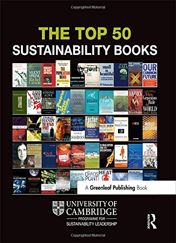 Pdf Download The Top 50 Sustainability Books Popular Full By