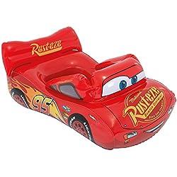 Colchoneta inflable de Cars para niños 71 x 109 cm