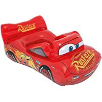 Intex 58392 - Barco infantil hinchable Pool Cruiser licencia Cars, 71 x 109 cm, 640 gr
