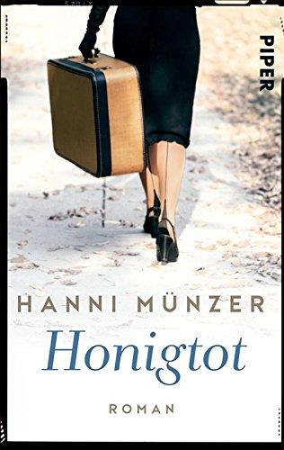Buchseite und Rezensionen zu 'Honigtot' von Hanni Münzer