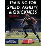 Training for Speed, Agility, and Quickness-3rd Edition (Enhanced Edition with Video)
