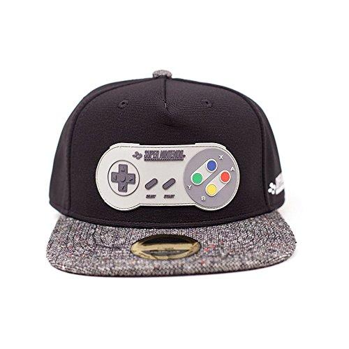 Nintendo - Super Nintendo Controller Rubber Snapback (Toad Hut Mario)