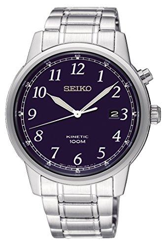 Seiko Herren-Armbanduhr SKA777P1