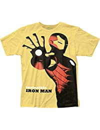 Marvel Comics – para hombre Michael Cho Invincible Iron-Man Big camiseta de la Impresión