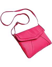 TOOGOO(R) Fashion Women's Envelope Bag Leather Messenger Bags Handbag Shoulder Crossbody Cross Body Bags Purses...