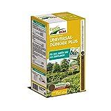Cuxin 1,5 Kg Bio Universaldünger für ca. 15 m² ● für alle Pflanzen ● Obst, Gemüse, Kübelpflanzen und Zierpflanzen (ca. 15 m² (1,5 Kg))