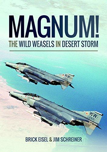 Preisvergleich Produktbild Magnum! The Wild Weasels in Desert Storm