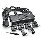 iProtect Universal Netzteil Ladegerät AC Adapter 12V - 24V / max. 1.5A / max. 100W für Samsung Dell IBM Sony Toshiba Acer HP Asus Fujitsu Compaq