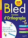 Exercices d'orthographe CP 6/7 ans