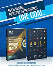 A guide to the Project Management Body of Knowledge (PMBOK guide) & Agile practice guide bu