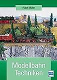 Modellbahn Techniken (Die Modellbahn-Werkstatt)