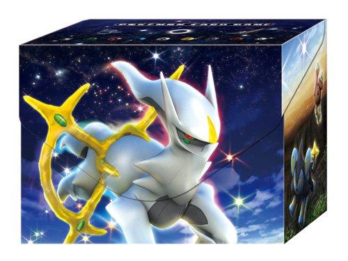 Pokemon DPt Japanese Mega Deck Box - Advent of Arceus
