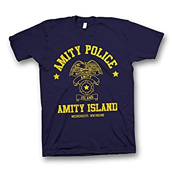 Amity Island Police Inspired by Jaws Premium Soft Cotton T-Shirt