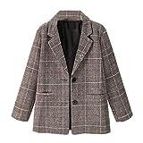 TOPKEAL Jacke Mantel Damen Herbst Winter Sweatshirt Warme Steppjacke Kapuzenjacke Langarm Oberbekleidung Hoodie Pullover Outwear Coats Mode Tops