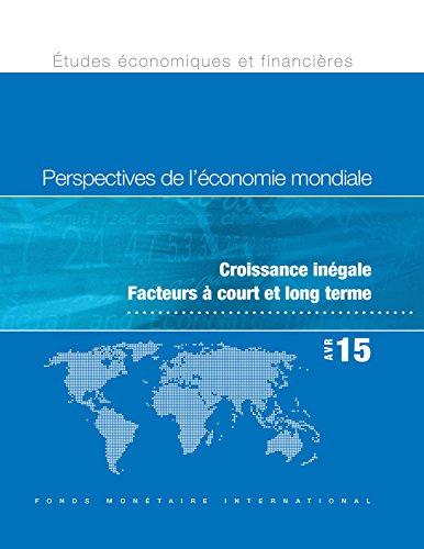 World Economic Outlook, April 2015:Uneven Growth: Short- and Long-Term Factors