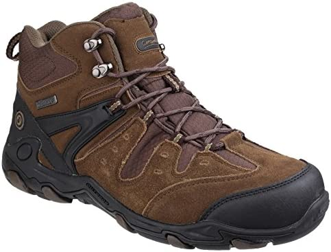 Cotswold Mens Rendcomb Padded Leather Country Walking Boots