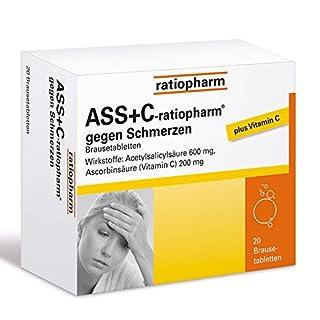 ASS+C-ratiopharm gegen Sc 20 stk
