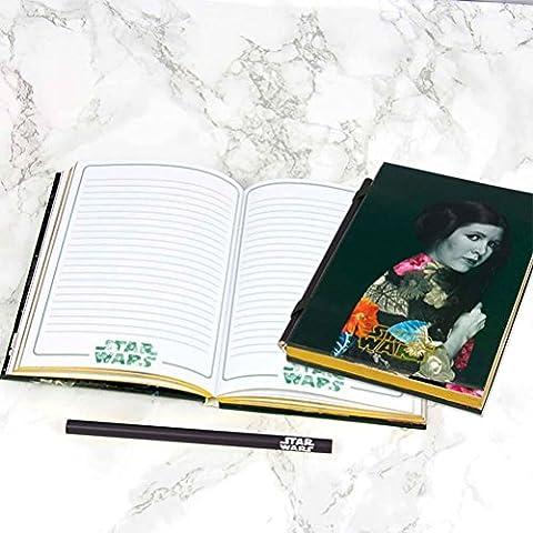 Star Wars Pp3492sw Princesse Leia ordinateur portable avec crayon
