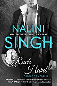 Rock Hard (Rock Kiss Book 2) (English Edition) di [Singh, Nalini]