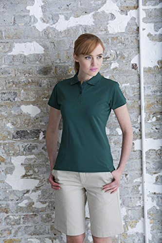 Polo Shirt CoolPlus ® de henbury femmes clair rose