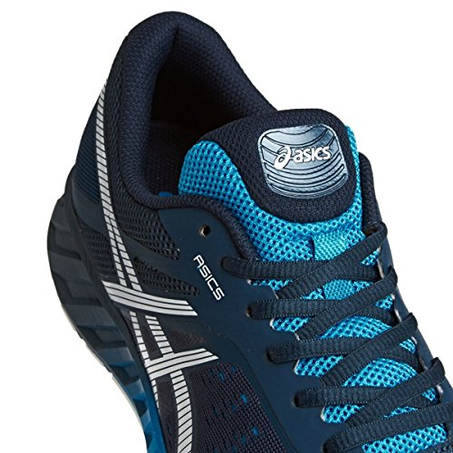 Asics Fuzex Lyte, Scarpe da Corsa Uomo Azzuro-Blu marino