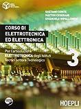 Corso di elettrotecnica ed elettronica. Per gli Ist. tecnici industriali. Con espansione online: 3