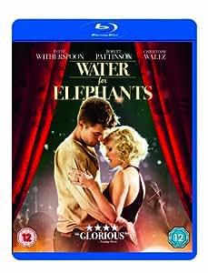 Water for Elephants [Blu-ray]