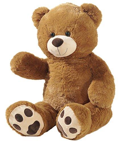 6bddd32e1930f Heunec 130067 Oso de juguete Marrón juguete de peluche – juguetes de peluche  (Oso de