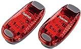 Hama LED-Sicherheitsclip-Set rot