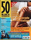 Telecharger Livres 50 MILLIONS DE CONSOMMATEURS No 285 du 01 06 1995 LE HIT PARADE DE L EPILATION GUIDE D ACHAT LA VOITURE ELECTRIQUE VA T ELLE DEMARRER AVANT L ETE COMMENT EMBELLIR SON JARDIN 13 SCOOTER 50 CM3 TESTES (PDF,EPUB,MOBI) gratuits en Francaise