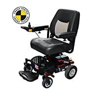 Roma Medical Reno II Powerchair with Captain Seat