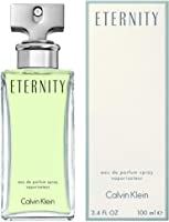 Calvin Klein Perfume  - Eternity by Calvin Klein - perfumes for women - Eau de Parfum, 100ml