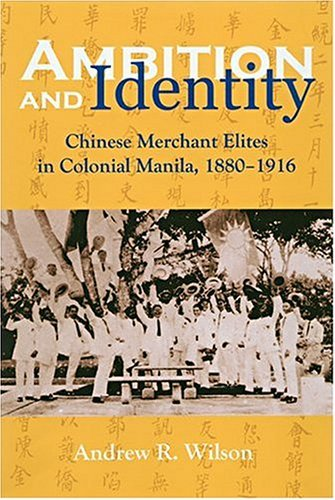 Wilson: Ambition & Identity: Chine by Andrew R Wilson (2004-03-11)