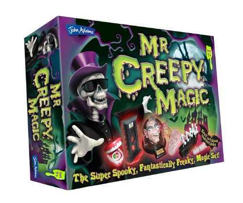 Preisvergleich Produktbild John Adams – Mr. Creepy Magic - Zauberkasten (Englische Sprache) [UK Import]