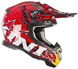 Kini Red Bull Helm Revolution Rot Gr. L