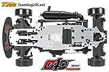 TM502091C-SLS 1/10 Verbrenner 4WD OnRoad Fertigmodell mit RC -