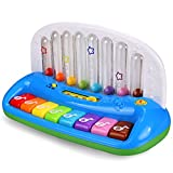 Best Piano For Toddlers - Arshiner Kids Poppin' Keyboard Piano Play Toys,Learn And Review