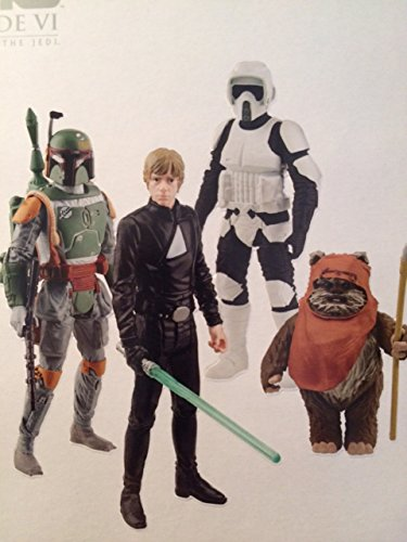 Preisvergleich Produktbild Star Wars Digital Release Commemorative Collection Actionfiguren 10 cm 4er-Pack Sortiment