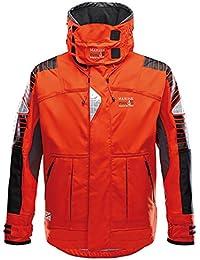 Marinepool RAMS Gate Offshore – Chaqueta, Todo el año, Hombre, Color Naranja -