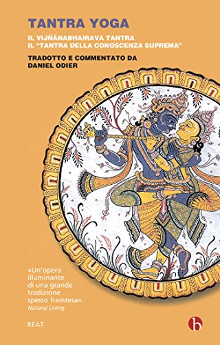 Tantra yoga (Italian Edition) eBook: Daniel Odier, Titti ...