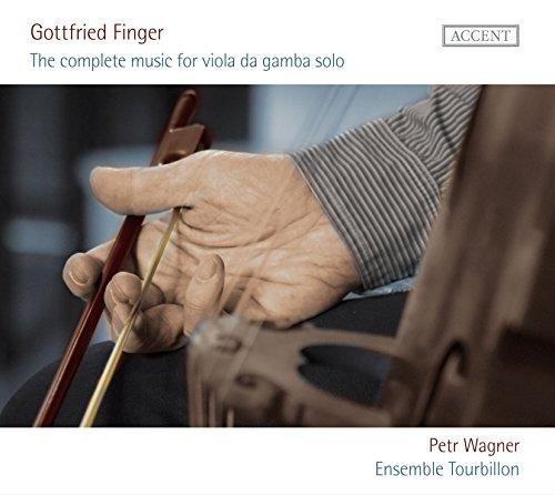 Finger: Die Werke für Viola da gamba solo