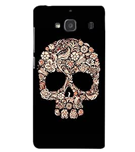 Doyen Creations Printed Back Cover For Xiaomi Redmi 2