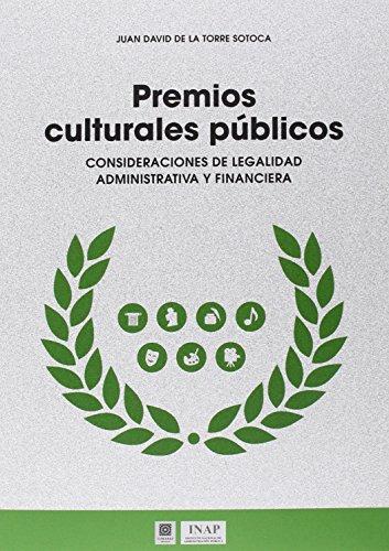 Premios Culturales Públicos