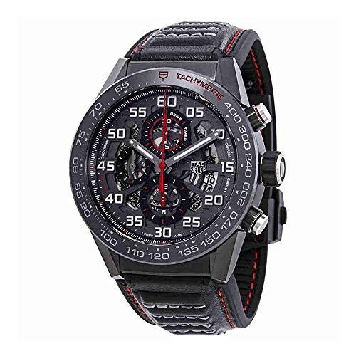 TAG Heuer Carrera Herren-Armbanduhr 45mm Automatik CAR2A1H.FT6101