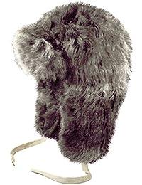 Flagstaff Unisex Luxus-Pelz-russischen Stil Trappermütze Fellmütze