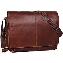 7ad32e6f558ef STILORD Vintage Ledertasche Männer Frauen Businesstasche zum Umhängen 15